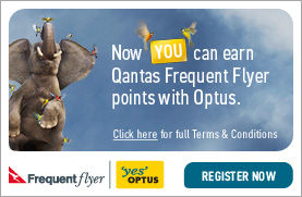 Visit our Qantas Frequent Flyer program